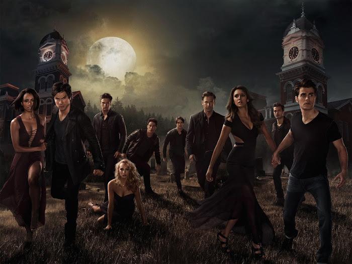 The Vampire Diaries episódio 6x03 Welcome to Paradise