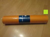 Verpackung: Yogamatte »Shitala« / Umweltfreundliche und hypo-allergene TPE-Matte, weich und rutschfest, ideal für alle Yoga-Lehrer und Yogis / Maße: 183 x 61 x 0,5cm / In vielen Farben erhältlich.