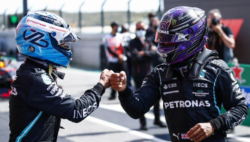 Petronas gosta da reputação de 'limpa' de Lewis Hamilton vs Valtteri Bottas