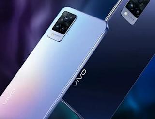 Vivo V21 5G Dengan Dual OIS Night Camera di Kamera Depan