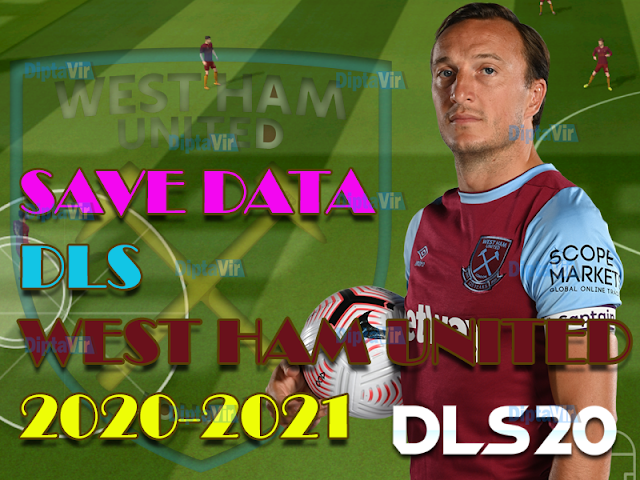 SAVE-DATA-DLS-WEST-HAM-UNITED-2020-2021-UNLIMITED-COIN