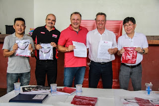 Prefeitura de Registro-SP e SESI renovam Convênio do Programa Atleta do Futuro