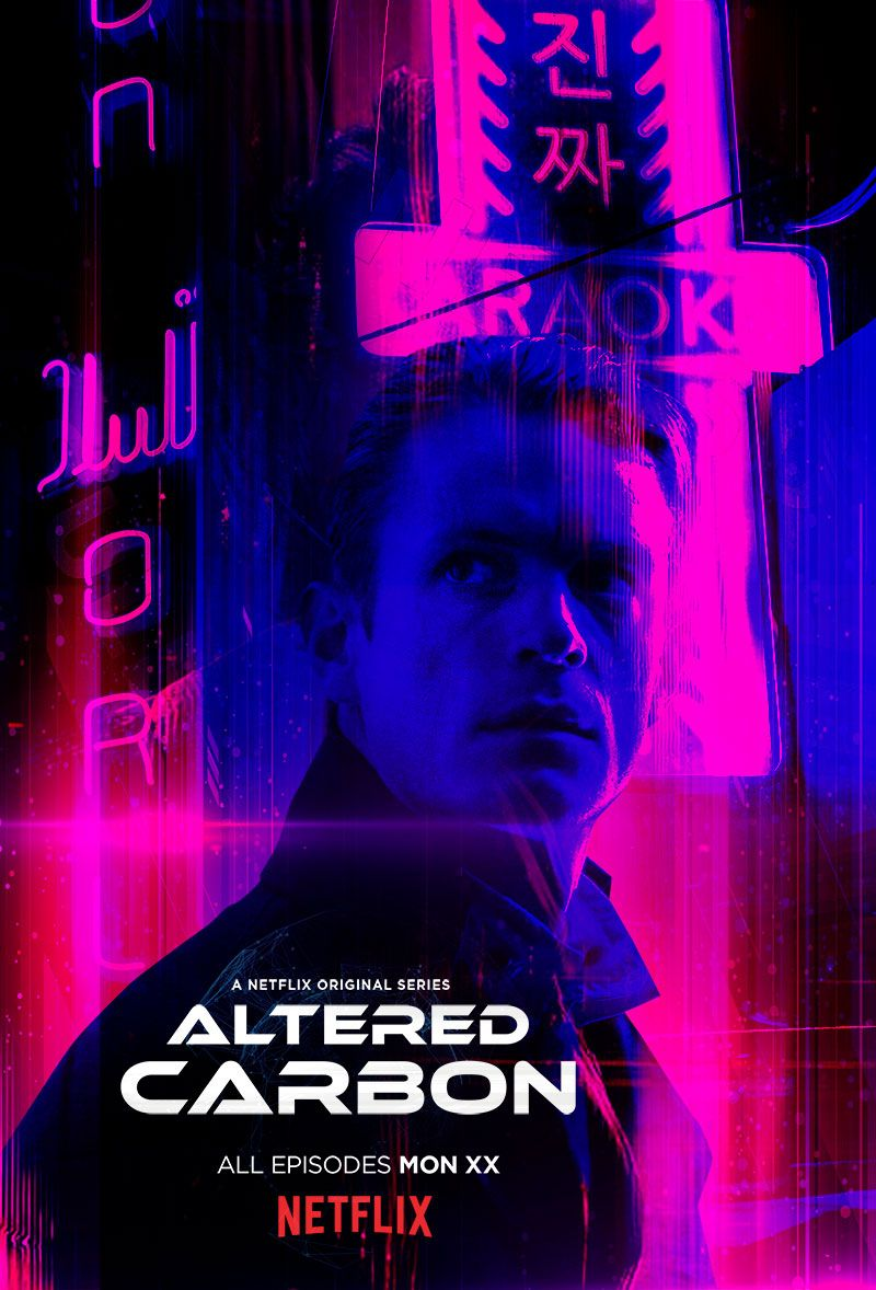 Altered Carbon: Temporada 2