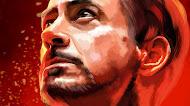 Tony Stark Iron Man mobile wallpaper