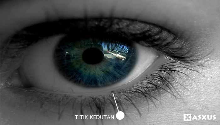 Kedutan mata kiri bawah artinya sakit demam