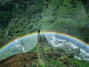 Curug Citambur Cianjur, Air Terjun Terpopuler di Jawa Barat Indonesia