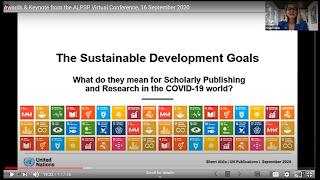 ALPSP Keynote 2020
