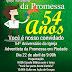 A Igreja Adventista da Promessa no bairro de Piedade completa 54 anos