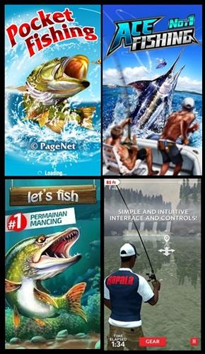 Game Mancing Ikan Offline : mancing, offline, Mancing, Terbaik, Android