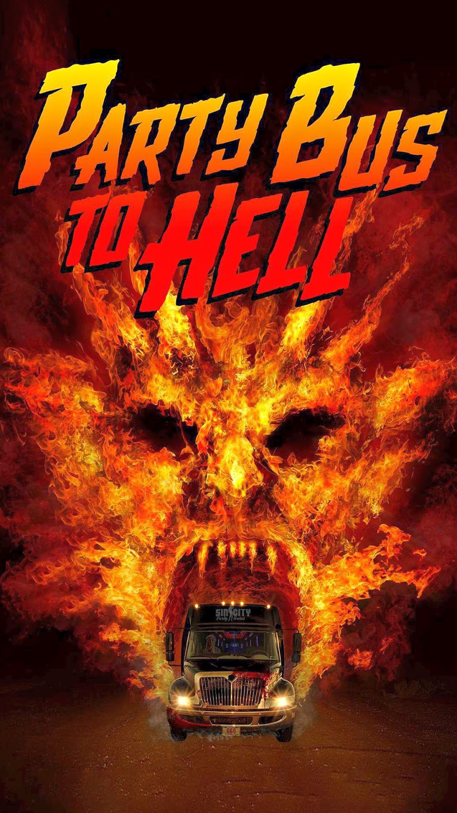PARTY BUS TO HELL (2017) TAMIL DUBBED HD