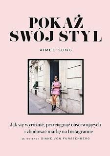 "Aimee Song ""Pokaż swój styl"""