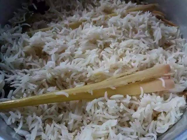 resepi nasi serai