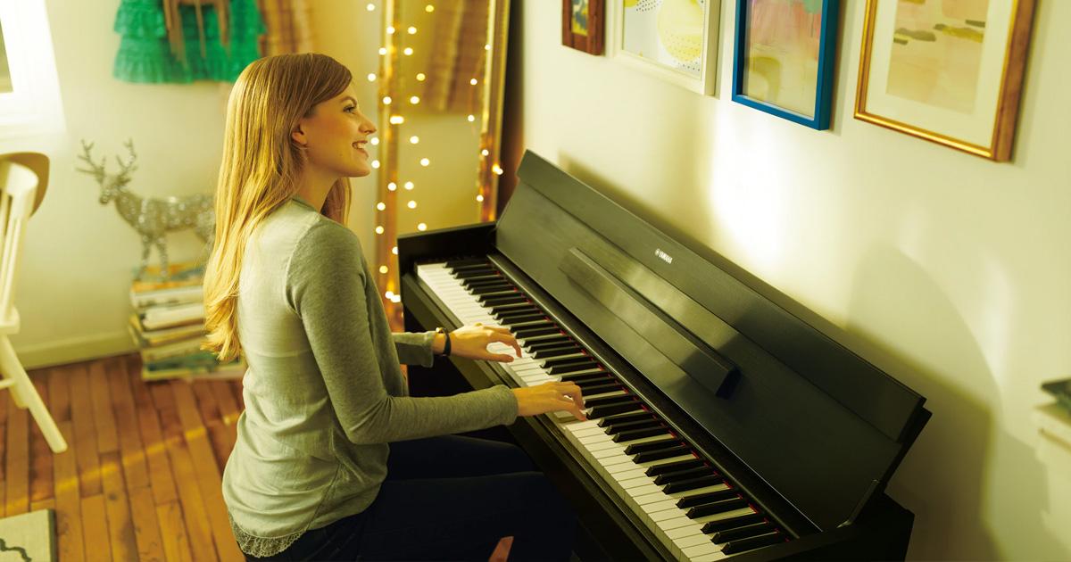 Lợi ích của việc học chơi đàn piano điện