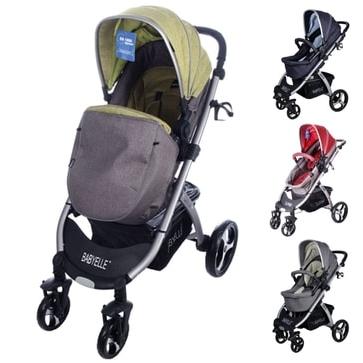 Manfaat Stroller Bayi Saat Berada di Rumah
