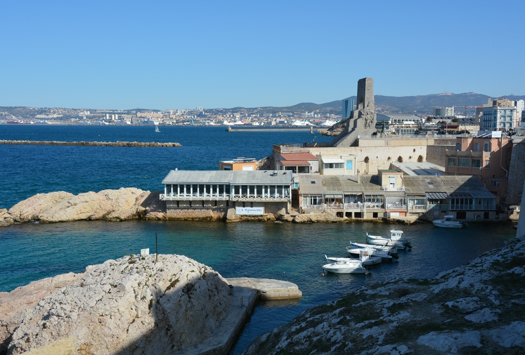 Restaurant L Epuisette Marseille