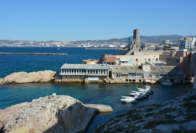 Restaurant L'epuisette Marseille