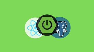 Spring Boot 2 & React FullStack Development