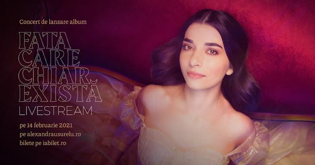 Alexandra Usurelu – Usor (piesa noua 2021, videoclip oficial, new single 2021, new video)
