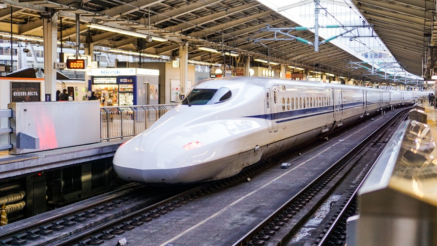 Japan tests the fastest train in the world