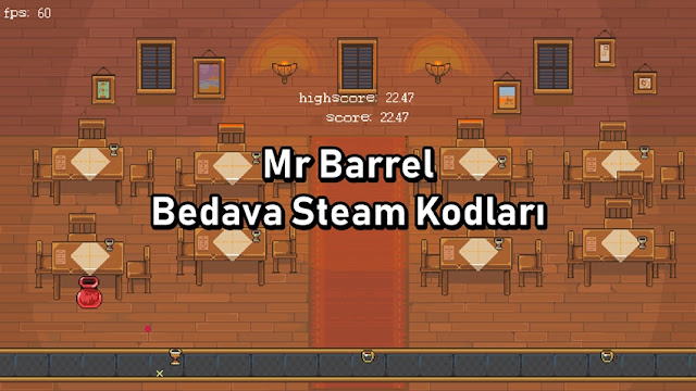 Mr Barrel - Bedava Steam Kodlar