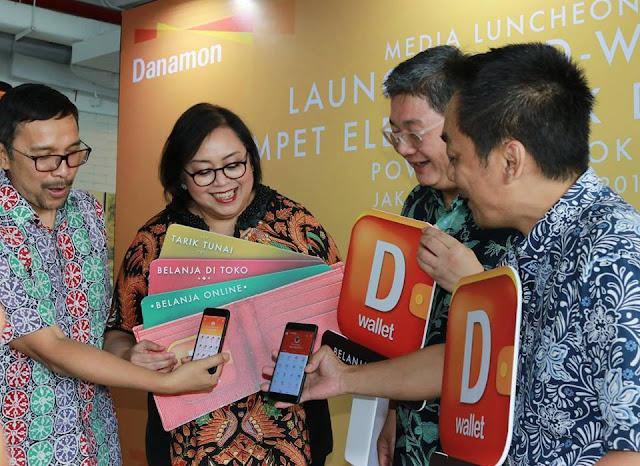 Ini Dia D-Wallet Dompet Electronik Dari Bank Danamon
