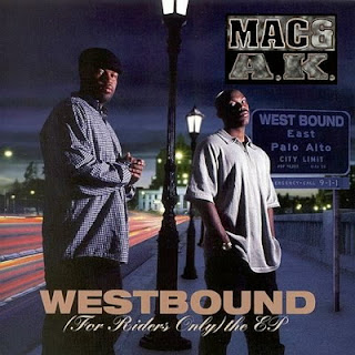 Mac & A.K. - Westbound (For Riders Only) (1996) (2010 Reissue) [FLAC]