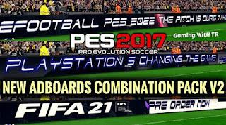 New Mini Adboards Combination V2 PES 2017