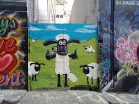 Hosier Lane Street Art | KILProductions
