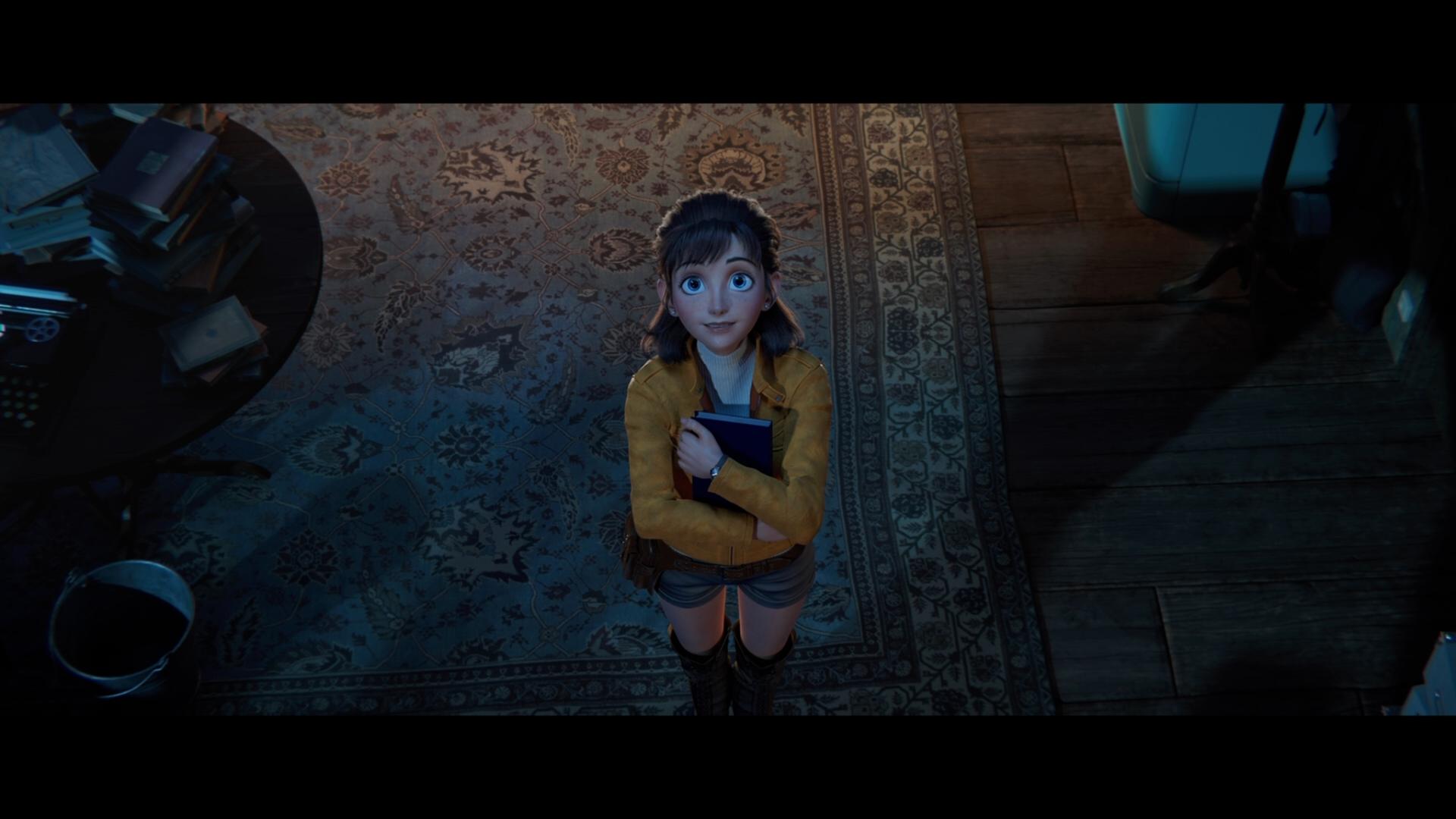 Lupin III: El Primero (2019) 1080p Remux Latino