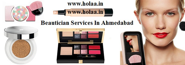 Beautician Services in Ahmedabad