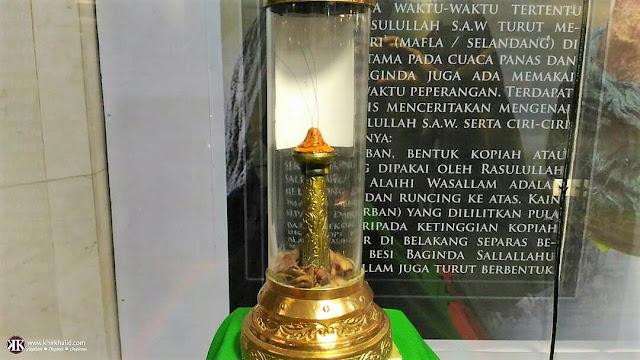 Pameran Artifak Asli Rasulullah S.A.W dan Para Sahabat R.A.,