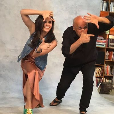It won't be easy in Sadak 2 Alia on working with dad Mahesh Bhatt