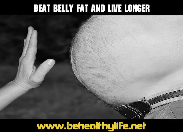 Beat Belly Fat and Live Longer