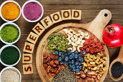 Top Superfoods to Eat for Healthy Body and Mind