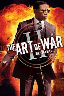 The Art of War II Betrayal (2008) Dual Audio Hindi-English x264 Esubs Bluray 480p [331MB]