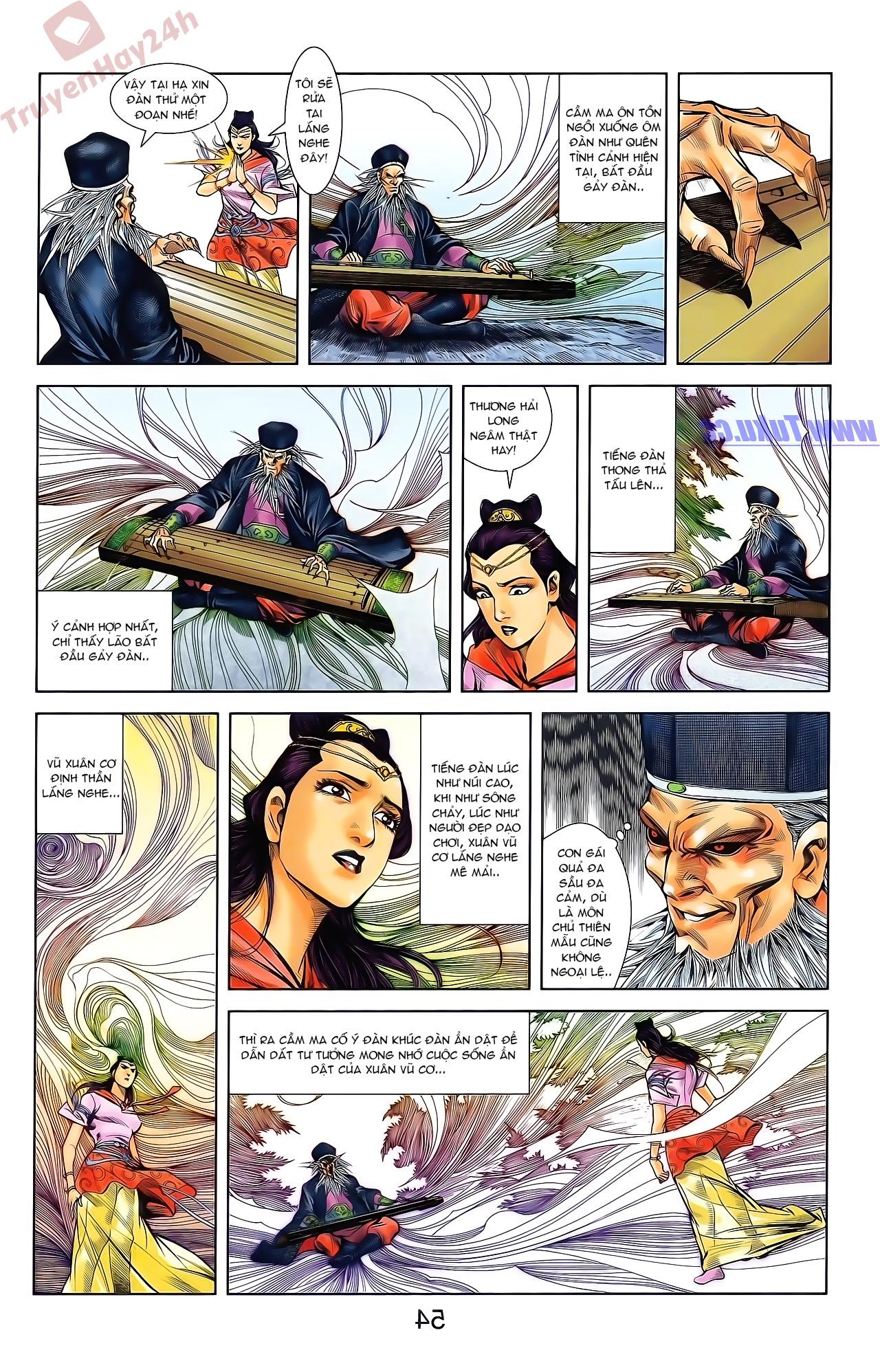 Tần Vương Doanh Chính chapter 46 trang 20