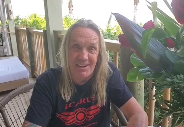 Nicko McBrain diz que Senjutsu é o melhor álbum do Iron Maiden