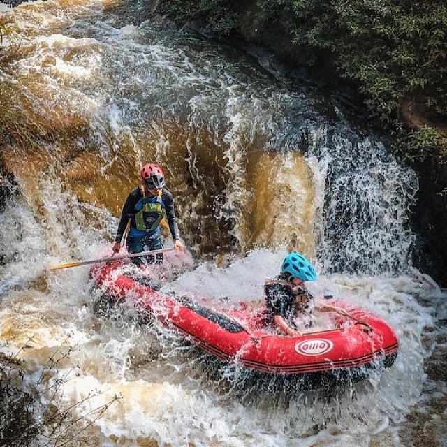 Arum Jeram / Rafting Situ Cileunca