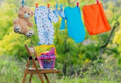 Cara Tepat Mencuci Pakaian Bayi