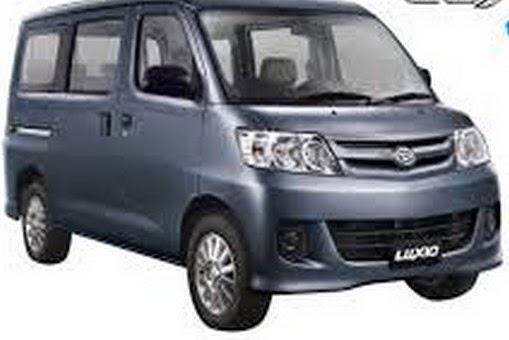 Daftar Harga Daihatsu Luxio Terbaru