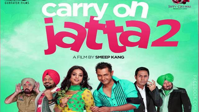 Carry on Jatta (2012) Punjabi Movie 720p BluRay Download