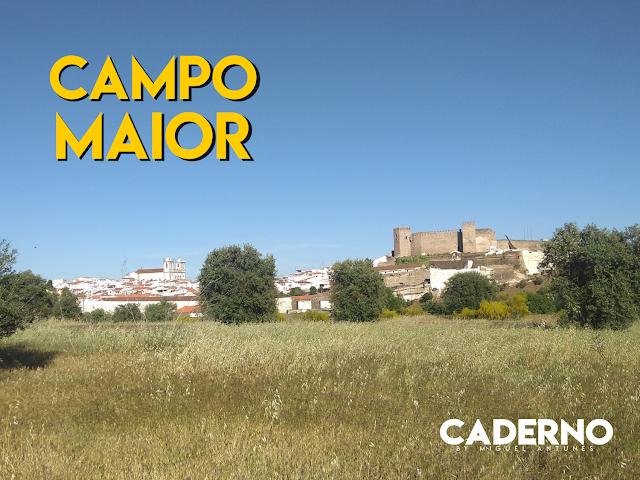 Campo Maior, um roteiro pelo jardim do povo