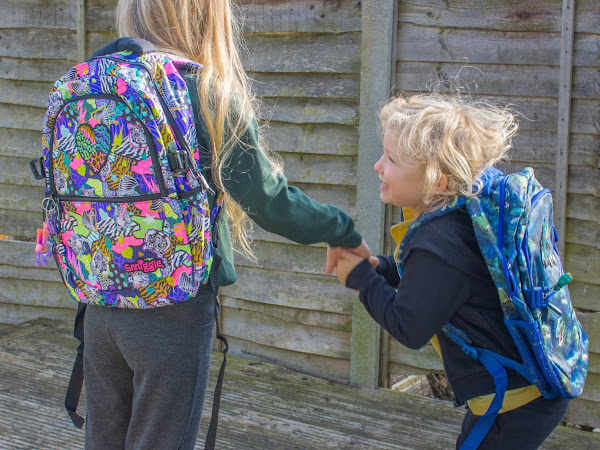 Back To School and A Parenting Milestone
