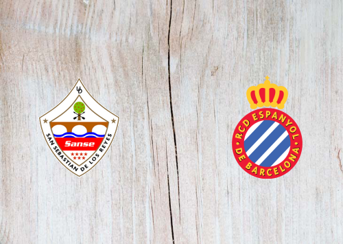 SS Reyes vs Espanyol -Highlights 12 January 2020