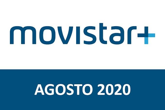 Novedades de Movistar+ Estrenos de cine Agosto 2020