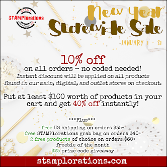 NEW YEAR STOREWIDE SALE!