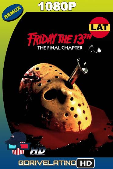Viernes 13 Parte 4: El Último Capítulo (1984) BDRemux 1080p Latino-Ingles MKV