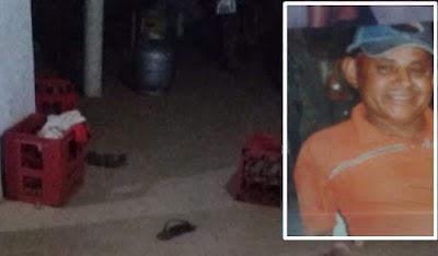 Homem natural de Coité-BA é morto a facadas em distrito de Várzea Nova.