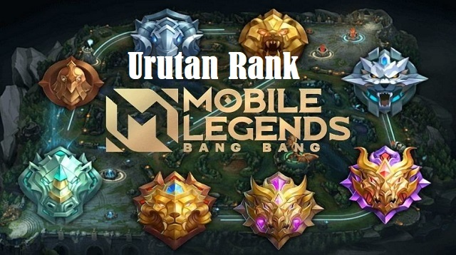 Urutan Rank Mobile Legends