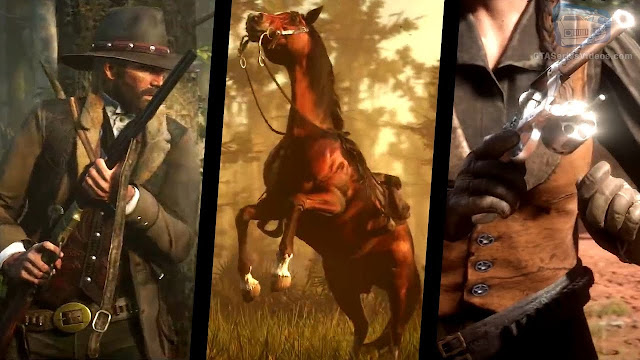 روكستار تكشف عن المحتويات الحصرية القادمة للعبة Red Dead Redemption 2 على جهاز PS4، شاهد الفيديو من هنا ..